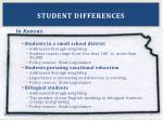 student differences1