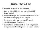 darien the fall out