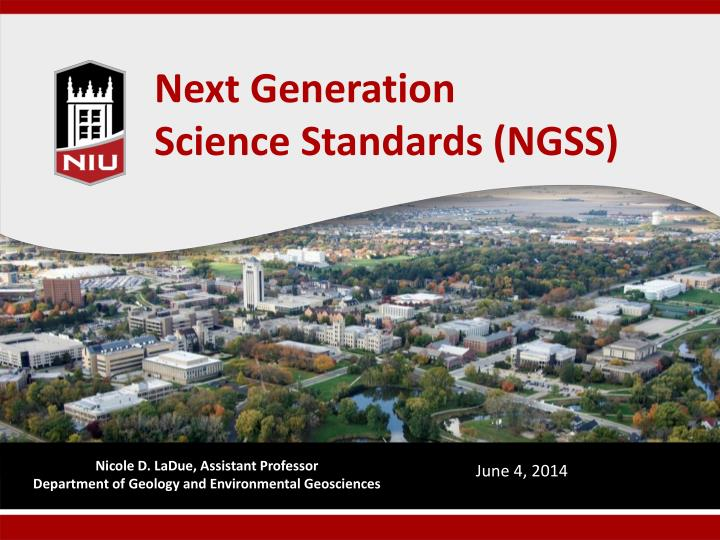 next generation science standards ngss n.