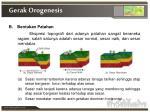 gerak orogenesis9