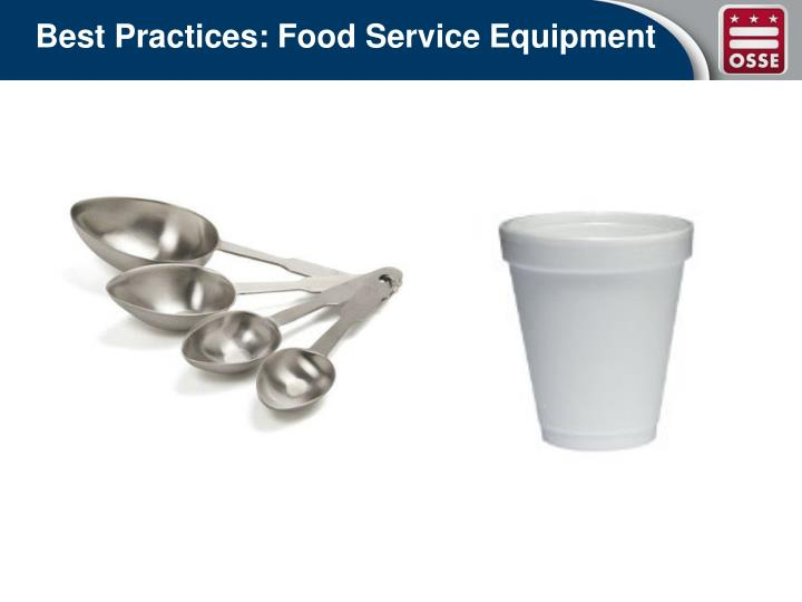 Food Equipment Repair : Ppt serving smarter choices meal service options