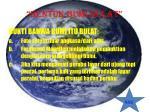 bentuk bumi bulat