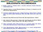bibliograf a recomendada