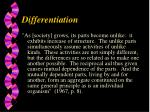 differentiation4