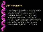 differentiation9
