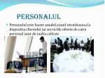 personalul