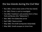 the sea islands during the civil war6