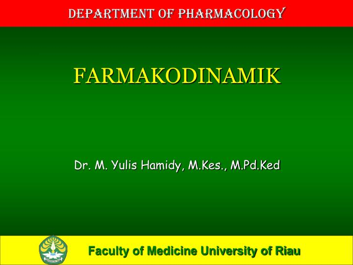 farmakodinamik n.