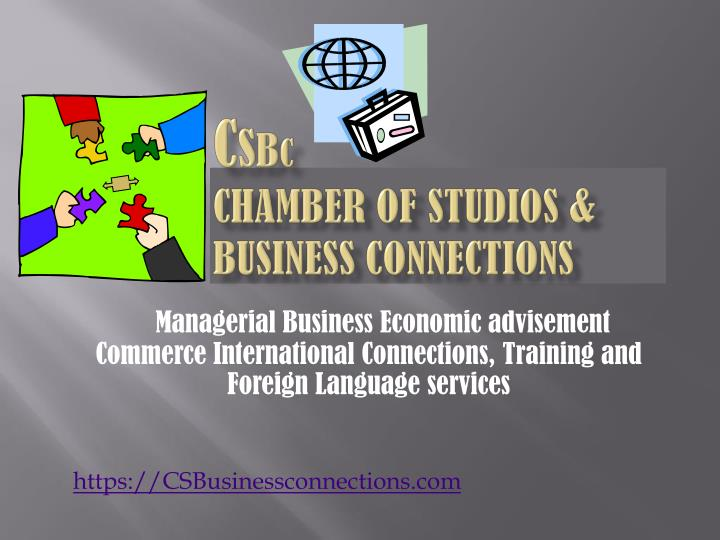 c s b c chamber of studios business connections n.