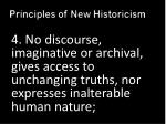 principles of new historicism3