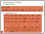 keynesian model3