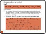 keynesian model5