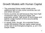 growth models with human capital6