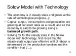 solow model with technology2