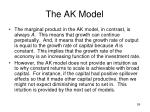 the ak model4