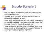 intruder scenario 1