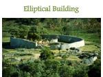 elliptical building