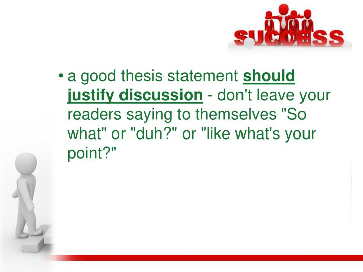a good thesis statement about soccer The thesis statement a good thesis statement about soccer is the sentence that states the main idea of a writing assignment and helps control the ideas within the paper 8-3-2017 a solid thesis statement will always be the heart of your essay -- learn how to write an effective thesis statement.