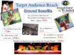 target audience reach