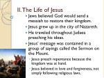 ii the life of jesus