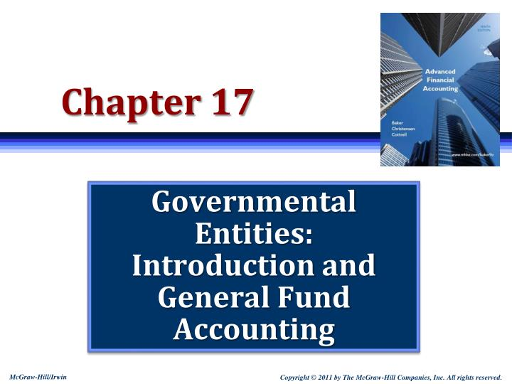 differences of accounting for government Government should be run like business james chan examines this myth in a comparison of government accounting and business accounting in the internet.