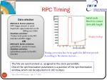 rpc timing