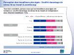 perception des travailleurs plus g s souffrir davantage de stress li au travail luxembourg