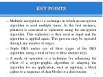 key points4