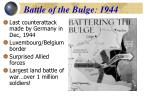 battle of the bulge 1944