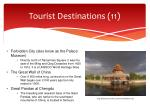 tourist destinations 11