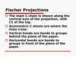 fischer projections1