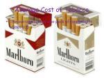 average cost of tobacco