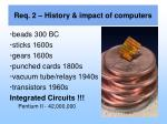 req 2 history impact of computers10