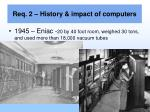 req 2 history impact of computers6