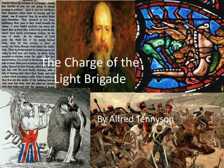 the charge of the light brigade n.