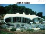 earth shelter
