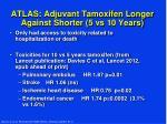 atlas adjuvant tamoxifen longer against shorter 5 vs 10 years2