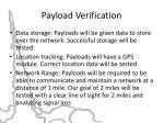 payload verification1