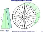 halbach permanent magnets