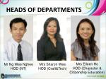 heads of departments3