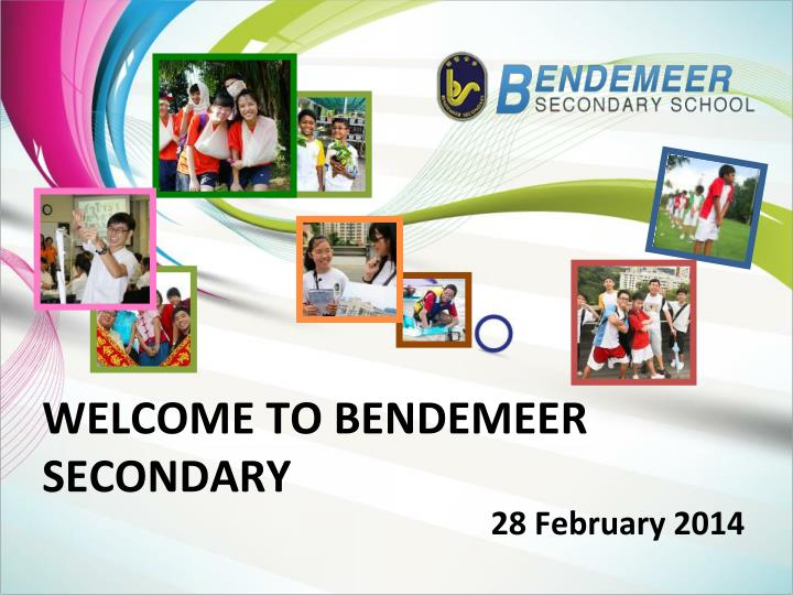 welcome to bendemeer secondary n.