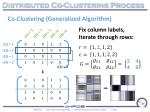 distributed co clustering process4