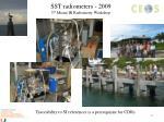 sst radiometers 2009 3 rd miami ir radiometry workshop