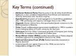 key terms continued2