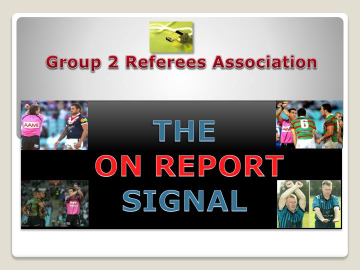 group 2 referees association n.