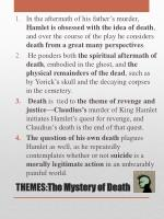 themes the mystery of death