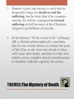 themes the mystery of death1