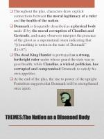themes the nation as a diseased body