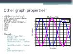 other graph properties