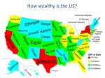 how wealthy is the us